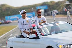 Bruno Spengler, BMW Team MTEK BMW M4 DTM  Timo Glock, BMW Team MTEK BMW M4 DTM