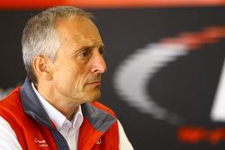 罗莫罗·里布亨,奥迪客户赛车项目负责人