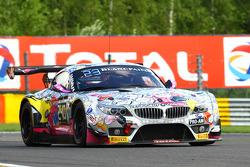 宝马抗癌车队240号宝马Z4 GT3:帕斯卡尔·维特莫尔、让·米歇尔·马丁、埃里克·范·德·波莱、马克·达兹