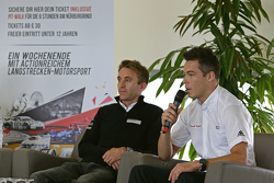 Timo Bernhard and Andre Lotterer