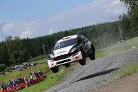 Яри Кетомаа и Кай Линдстрём, Ford Fiesta WRC