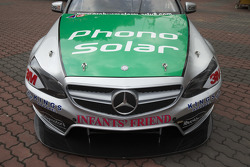 Front bonnet of Will Davison's car for KL
