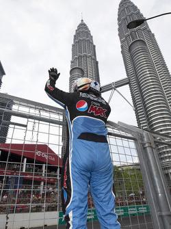 Winner: Chaz Mostert, Prodrive Racing Australia Ford