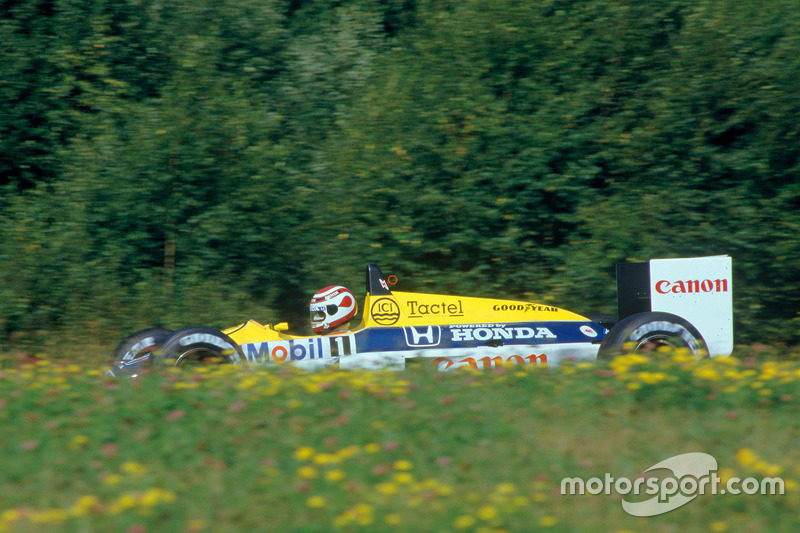 1987: Williams FW11B
