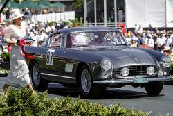 James H. Fuchs, 1956 Ferrari 250 GT Alloy Boano Coupe