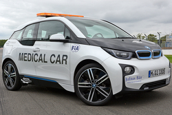 BMW medical car