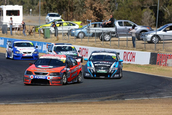 Holden Commodore VE/VE II and Ford Falcon FG are now permitted in the V8TC