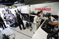 Formel 1 Fotos - Fernando Alonso, McLaren, MP4-30