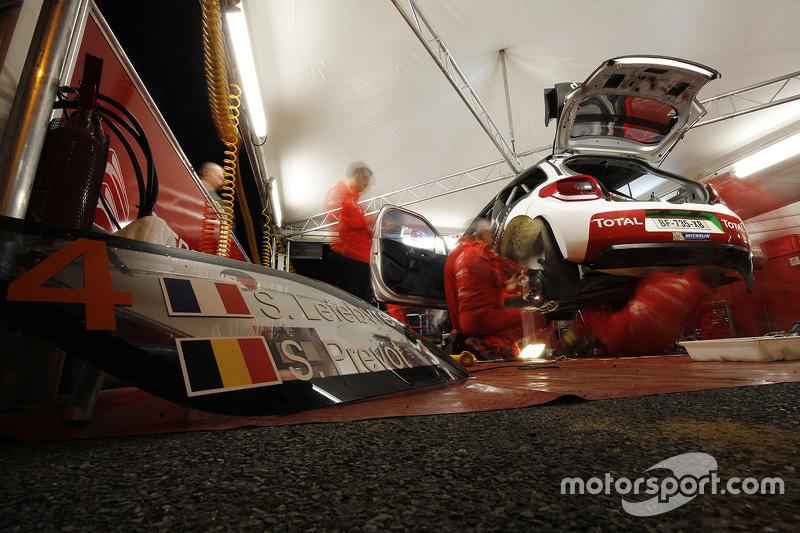 Área de equipo Citroën