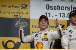 Podium: 2nd Augusto Farfus, BMW Team RBM BMW M34 DTM
