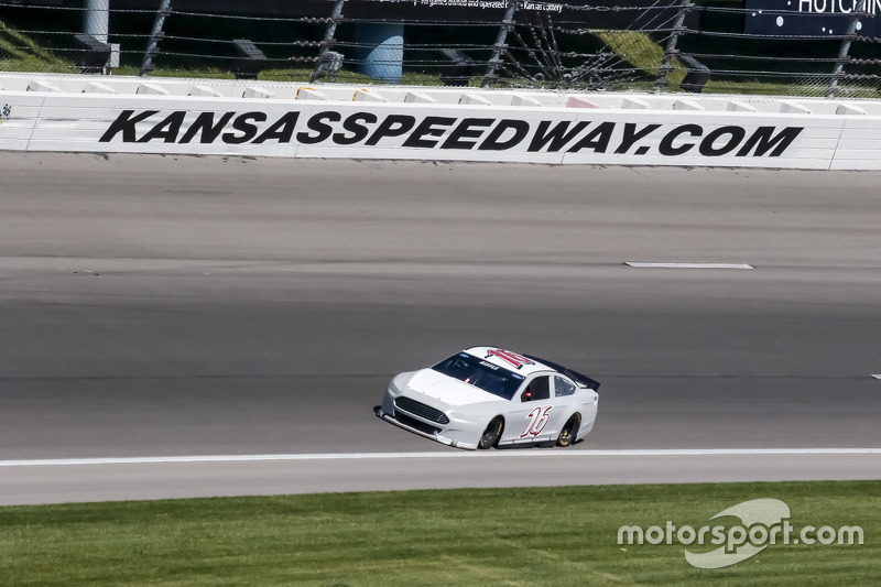 Greg Biffle Roush Fenway Racing Ford At Kansas September