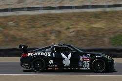 #35 Playboy Racing Unitech Nissan 350Z: Tommy Constantine, Mike Borkowski