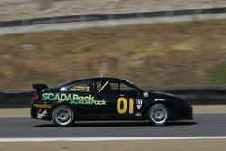 #01 Georgian Bay Motorsports Chevrolet Cobalt: Jamie Holtom, Ken Wilden