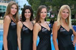 Amber Fashion: Martini, girls