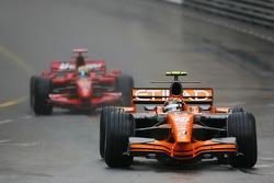 Christijan Albers, Spyker F1 Team, F8-VII