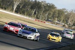 Damien Flack (Porsche GT3 Cup Car)