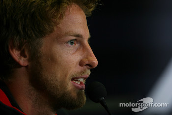 FIA press conference: Jenson Button, Honda Racing F1 Team