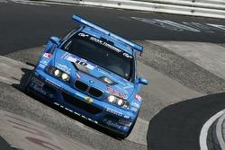 #10 Scuderia Augustusburg BMW M3 E46 GTS: Johannes Scheid, Oliver Kainz