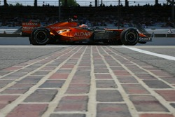 Feature at Start / Finish Line, Adrian Sutil, Spyker F1 Team, F8-VII