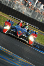 #2 Audi Sport North America Audi R10: Allan McNish, Tom Kristensen, Rinaldo Capello