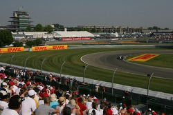 Feature Track, Nico Rosberg, WilliamsF1 Team