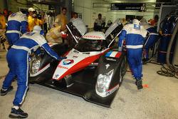 #7 Team Peugeot Total Peugeot 908: Marc Gene, Nicolas Minassian, Jacques Villeneuve