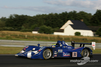 #31 Binnie Motorsports Lola B05/40 Zytek: William Binnie, Allen Timpany, Chris Buncombe