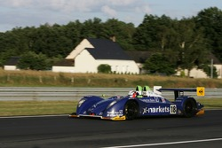 #18 Rollcentre Racing Pescarolo Judd: Joao Barbosa, Stuart Hall, Martin Short