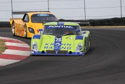 #75 Krohn Racing Pontiac Riley: Colin Braun, Max Papis