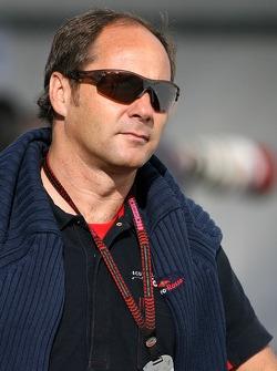 Gerhard Berger, Scuderia Toro Rosso, 50% Team Co Owner
