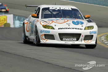 #69 SpeedSource Mazda RX-8: Emil Assentato, Nick Longhi, Jeff Segal