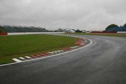 Silverstone track walk