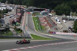 Eau Rouge, Vitantonio Liuzzi, Scuderia Toro Rosso