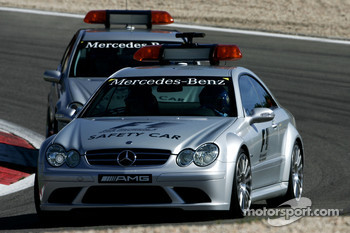 F1 Safety and Medicals cars