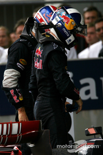 David Coulthard, Red Bull Racing, Mark Webber, Red Bull Racing