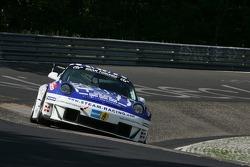 #24 Steam-Racing Porsche 997 GT3 RS: Michael Schratz, Johannes Siegler