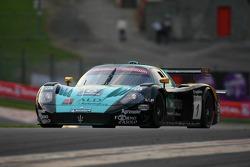 #1 Vitaphone Racing Team Maserati MC 12 GT1: Eric van de Poele, Michael Bartels, Thomas Biagi, Pedro Lamy