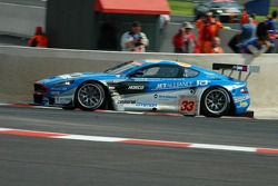 #33 Jetalliance Racing Aston Martin DBR9: Karl Wendlinger, Ryan Sharp, Lukas Lichtner-Hoyer, Robert Lechner