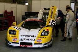 #103 Gravity Racing International Mosler MT 900