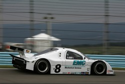 #8 Synergy Racing Porsche Doran: Rick Knoop, David Murry