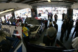 Valvoline Dodge garage area