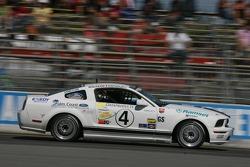 #4 Blackforest Motorsports Mustang GT: Travis Walker, Romeo Kapudija