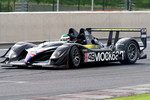 Spinning #45 Embassy Racing Radical SR9-Judd: Warren Hugues, Darren Manning