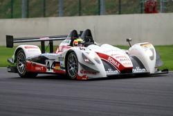 #44 Kruse Motorsport Pescarolo-Judd: Jean De Pourtales, Norbert Siedler