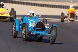 Jim Stranberg, 1934 Bugatti T-51