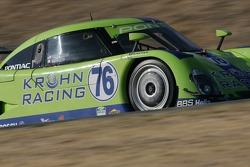 #76 Krohn Racing Pontiac Riley: TracyKrohn,MaxPapis