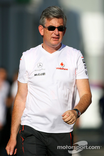 Ekrem Sami Head of McLaren Marketing