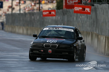 #126 Fountain Motorsports BMW 330i: Sam Schultz, Seth Thomas