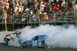 Trouble for Robby Gordon and Clint Bowyer