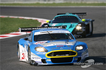 #36 Jetalliance Racing Aston Martin DB9: Lukas Lichtner-Hoyer, Robert Lechner